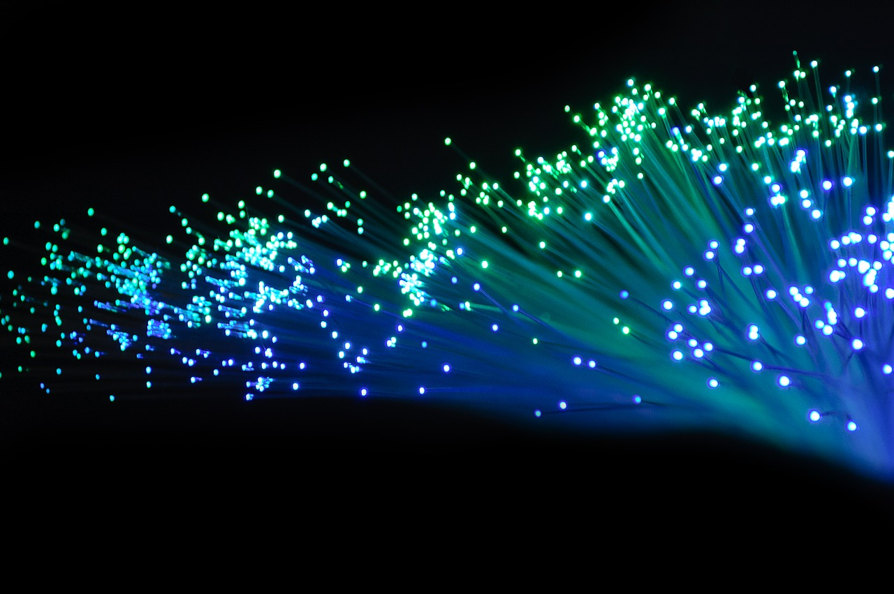 Remote testing for fibre optic network state yards